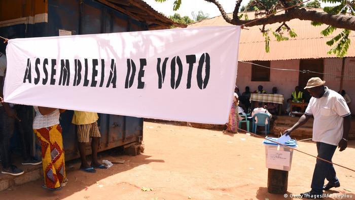 Guinea-Bissau Wahlen (Getty Images/AFP/Seyllou)