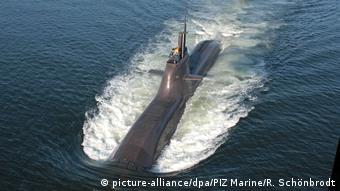 FAZ: Και οι δύο πλευρές στο Αιγαίο βασίζονται σε γερμανική υποβρύχια εχνολογία