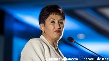Guatemala Wahlen Thelma Aldana