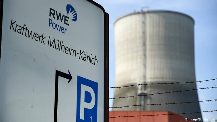 Deutschland stillgelegtes AKW Mülheim-Kärlich, Neuwied