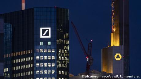 Deutsche Bank та Commerzbank ведуть переговори про можливе злиття