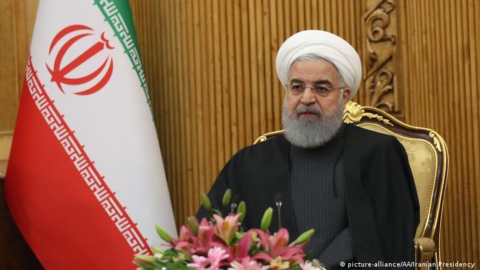 Irak Staatsbesuch Hassan Rohani
