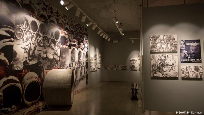 Bangladesch The Liberation War Museum Dhaka (DW/M.M. Rahman)