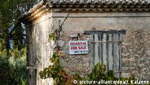 Griechenland - Landverkauf in Zakynthos