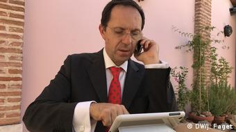 Професорът по икономика Жоао Дуке