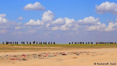 Σύροι πρόσφυγες επιστρέφουν στην πατρίδα
