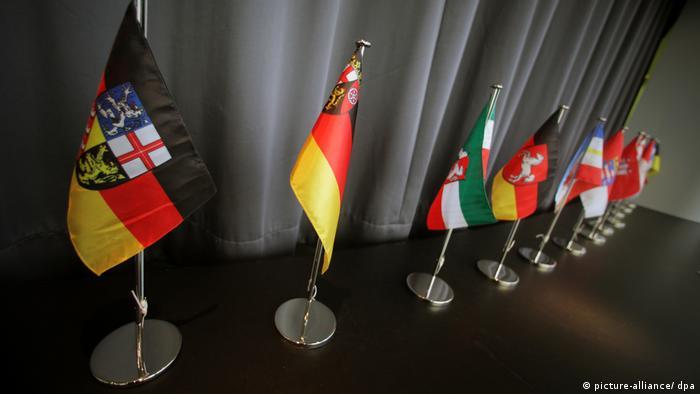 Deutschland Fahnen Bundesländer