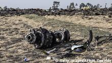 Äthiopien Flugzeugabsturz Ethiopian Airlines Flight ET 302