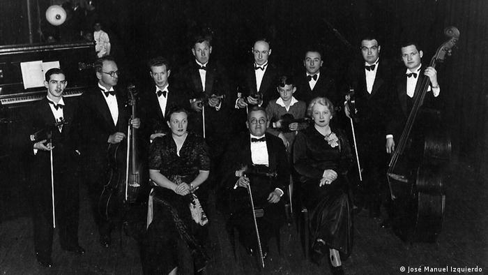 Robert Mahler-Orchester 1940