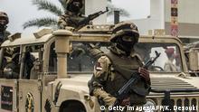 Ägypten | Militär in Sinai