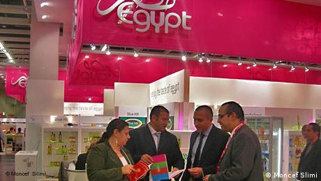 Anuga 2009 Köln Messe Nahrungsmittelmesse Ägypten Flash-Galerie