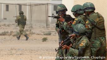 Από κοινές στρατιωτικές ασκήσεις Αιγύπτου-Ρωσίας