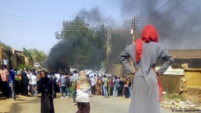 Sudan | Proteste in Omdurman