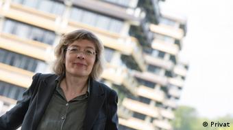 Philosopher and ethics professor Maria-Sibylla Lotter