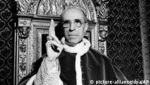Vatikan Papst Pius XII 1945