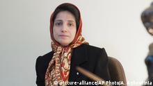 Iran Nasrin Sotudeh 2008