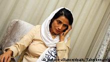 Iran Nasrin Sotudeh 2013