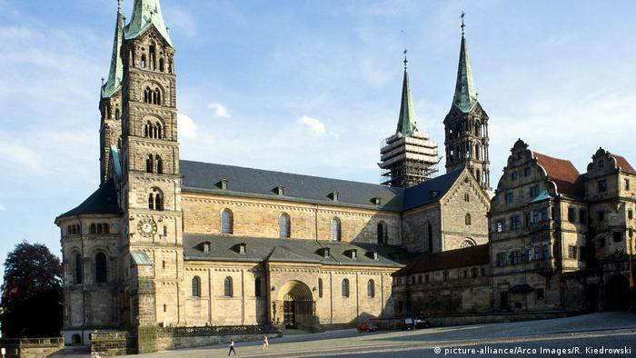 Bamberg Cathedral (picture-alliance/Arco Images/R. Kiedrowski)