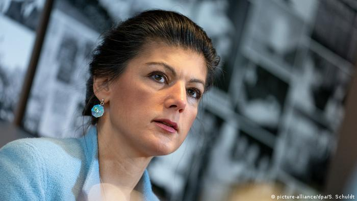 Wagenknecht Before you