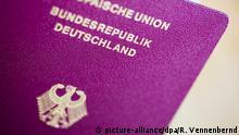 Symbolbild Deutschland Grundgesetz Staatsangehörigkeit