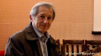 Профессор Владимир Барышевский