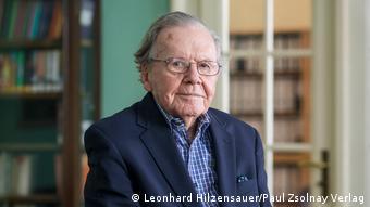 Peter Demetz Literaturwissenschaftler