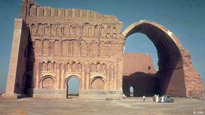 Taq-e Kisra Persische Zivilisation im Irak (ISNA)