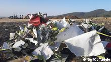 Flugzeugabsturz Ethiopian Airlines ET 737