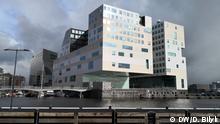 Gerichtshof von Amsterdam und Gerichtssitzung im Prozess Krim-Schätze, Ukraine, Skythengold. Foto: Danylo Bilyk / DW am 11.3.19