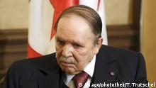 Algerien | Abdelaziz Bouteflika