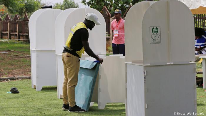 Nigeria Regionalwahlen 2019
