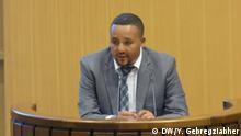 Äthiopien Diskussion Medien und Demokratie in Addis Abeba | Jawar Mohammed