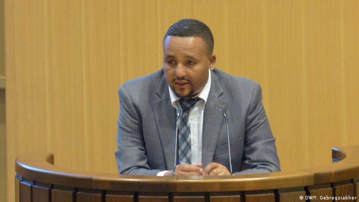 Media entrepreneur and activist Jawar Mohammed