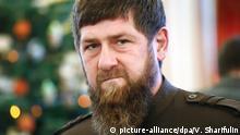 Tschetschenien Ramsan Kadyrow