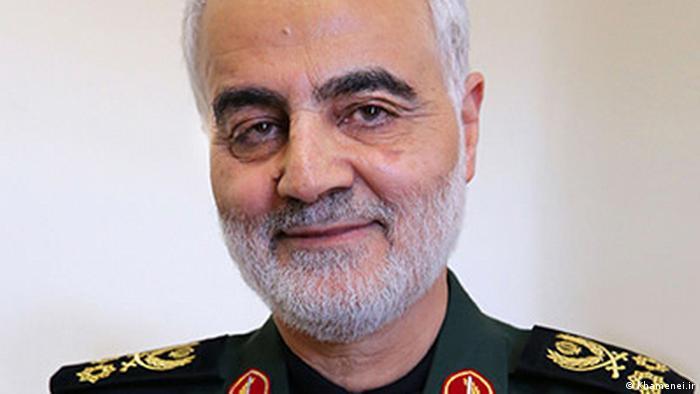 Iran | Verleihung des ersten militärischen Orden | Soleimani Khamenei Iran (Khamenei.ir)