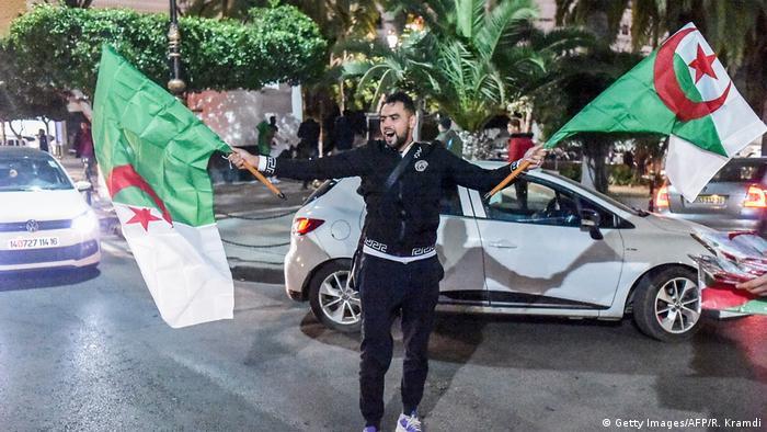 Algerien | Bouteflika verzichtet auf Kandidatur
