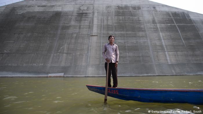 Kambodscha Umwelt l Stung Treng Damm l Staudamm