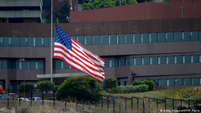 Venezuela US-Botschaft in Caracas