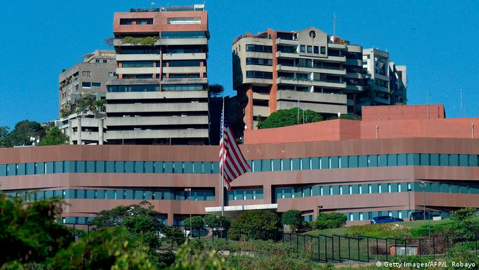 US Embassy in Caracas, Venezuela