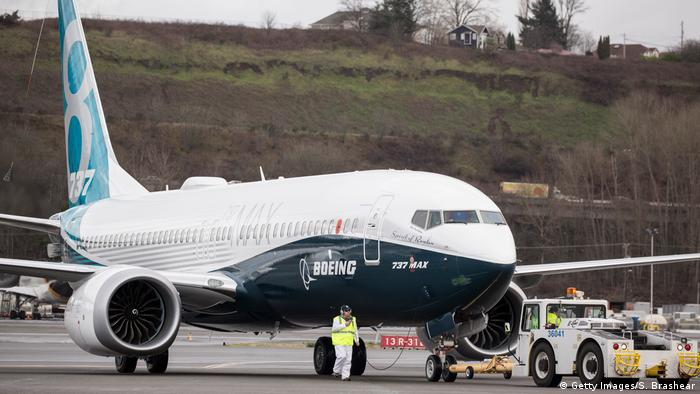 Boeing 737 MAX 8 (Getty Images/S. Brashear)