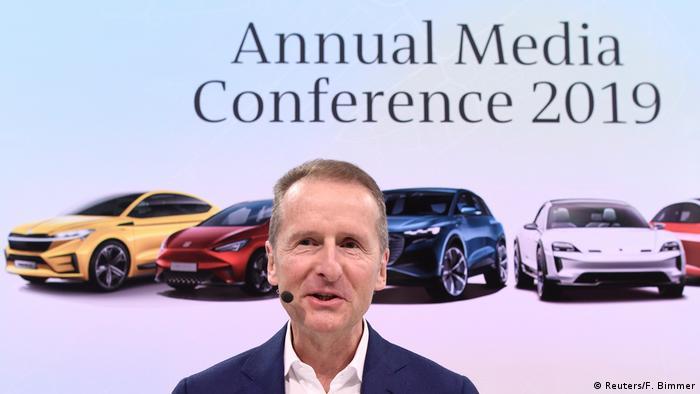 Deutschland Jahres-Pk Volkswagen Konzern (Reuters/F. Bimmer)