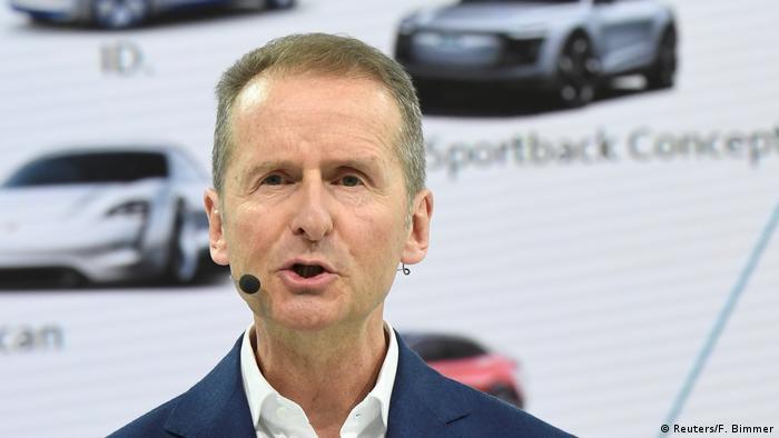 Deutschland Jahres-Pk Volkswagen Konzern