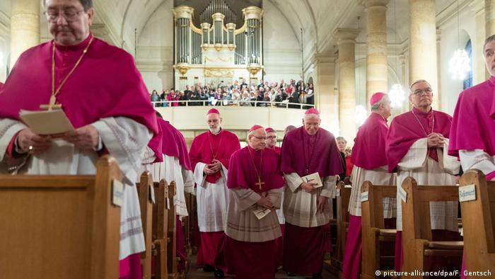 German Bishop's Conference (picture-alliance/dpa/F. Gentsch)