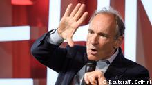 Schweiz CERN Tim Berners-Lee Erfinder von World Wide Web