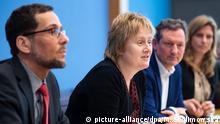 Deutschland Statements von Wissenschaftlern zu Klimaprotesten