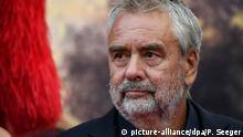 Film-Regisseur Luc Besson (picture-alliance/dpa/P. Seeger)