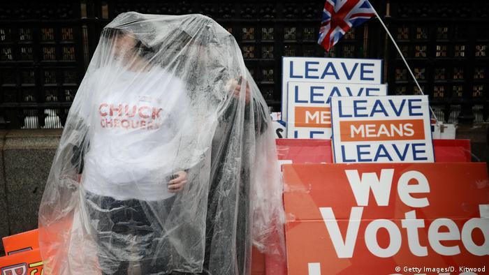 Großbritanien | Brexit | London