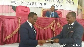Dire Dawa Stadt Äthiopien wählte einen neuen Bürgermeister