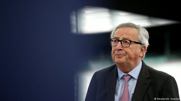 EU Kommissionspräsident Juncker