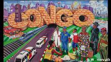 Congo Stars: Cinco décadas de arte congolesa em exposição